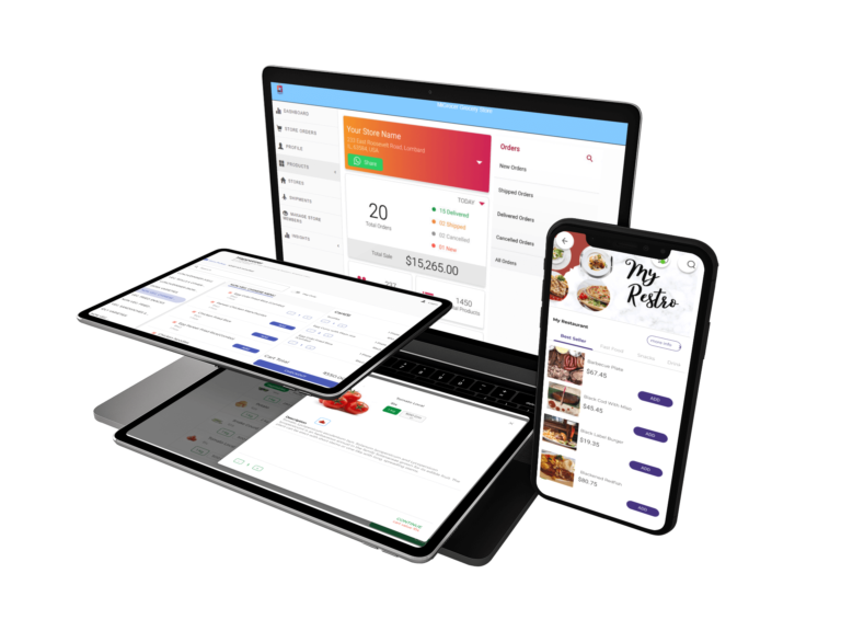 Image 1 Reasons To Phygital24 online ordering system