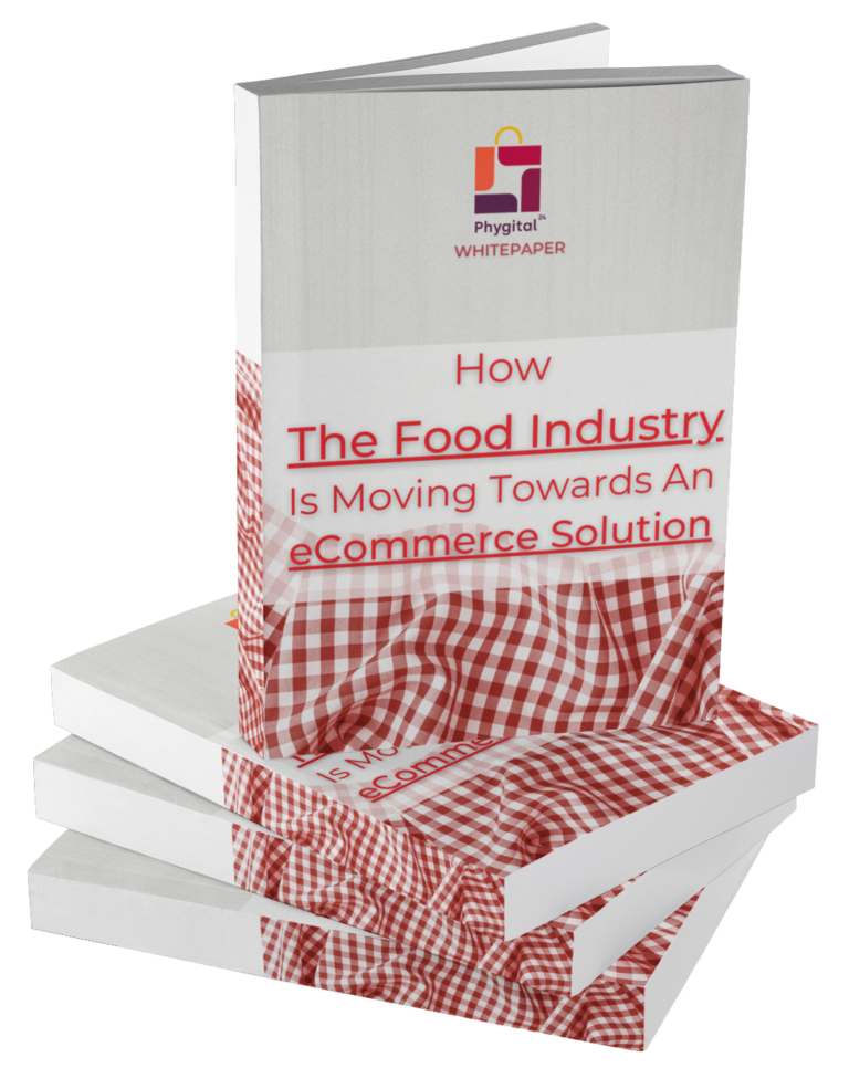 Whitepaper: How The Food Industry Is Moving Towards An E-commerce Solution