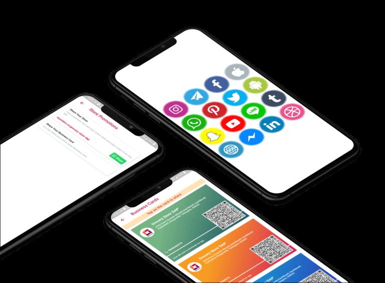 Whatsapp promotion on Digital Showroom Phygital24